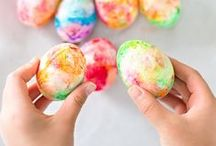 Holiday :: Easter / Easter crafts, activities, and fun for toddlers and preschoolers!