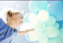 SKY / balloon girls