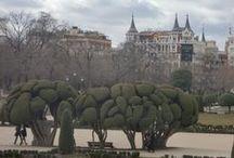 Madryt / ładne miejsca do zobaczenia