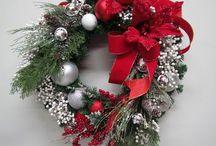2015 Miss Haberdash wreaths /  All new on trend colours and spectacular design ideas.