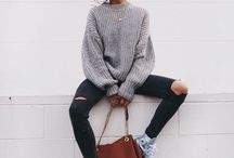 Fall & winter / The best seasons when it comes to clothes