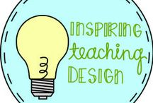 Inspiring Teaching Design / Inspiring Teaching Design (ITD) is a symbol for private online establishment to share the experience and knowledge to meet the educational needs of the international educators' community. For this reason, www.ITD.today was created to offer ideas and resources, helpful hints, tips and tricks to teachers or those passionate for education who foster the love for learning in day-to-day challenges and  need to add some color and creativity into their educational environment.