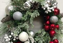 2016 Miss Haberdash Christmas Wreaths / Made with love, new Christmas wreaths from Miss Haberdash Christmas.