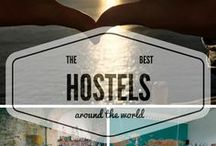 My Hostel Travels / My work life is all about hostels. My travel destinations are usually based on the hostels I want to work with. The best hostels all over the world!