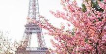 April = Paris!