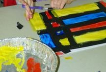 Art ideas / Art ideas and experiences for children 2 - 12