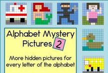 abc learning / All things alphabet, for the youngest learners