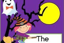 Happy Halloween! / Creepy, spooky, silly fun!