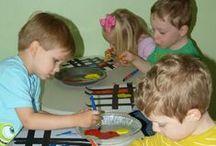 Preschool / Teaching and learning ideas for the preschool crowd.