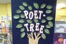 Poetry, rhymes and fingerplays / I love reading and writing poetry with children!