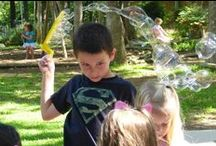 Summer ideas / Cool activities for those hot summer months