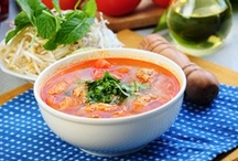 SOUPS: Allergy or Gluten Free Friendly / Whether hearty or light, creamy or clear, chunky or smooth, with these easy to follow allergy-friendly soup recipes you can make a nourishing family meal in your own kitchen that would make grandma proud!