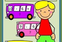 Math ideas, addition and subtraction / Learning to add and subtract