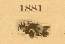 Mercedes Benz 1881
