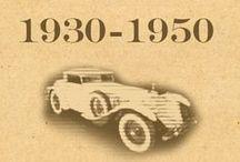 Mercedes Benz 1930 - 1950