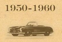 Mercedes Benz 1950 - 1960