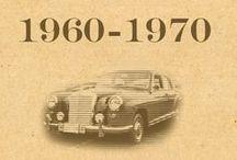 Mercedes Benz 1960 - 1970