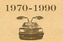 Mercedes Benz 1970-1990