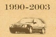 Mercedes Benz 1990-2003