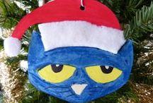 Pete the Cat / The grooviest cat around!