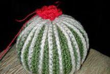 Mtrs & Ganchillo  Crochet[[[ / Muestras de Ganchillo.... / by Cocinando Con Encarni