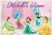 Custom Wall Decals For Girls / Decorate the room with these adorable customizable wall decals ! More available at wallstickeroutlet.com !