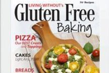 MARKETPLACE: Gluten Free & More / Check out all of the great products Living Without Gluten Free & More Magazine has to offer! Many books and eBooks to help you live a happy, healthy allergy-free life!