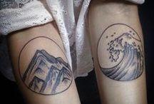 Skin on my Ink