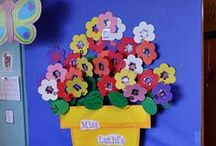 Classroom decor / Ideas for making your classroom look amazing!