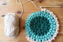 macramé-crochet