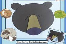 Bears / Black, brown, polar, panda or teddy, we love our bears!
