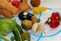 Math ideas: Venn Diagrams / Venn Diagrams for the preschool - second grade crowd