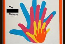 Families / Big or small, extended or blended, family means love.