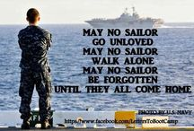 A sailors wife / All things military  / by Jennifer Robinson