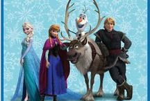 Disney Frozen !!! / All of your favorite characters coming alive on your wall! Brought to you by the wallstickeroutlet.com
