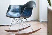 Modernica - Fiberglass Shell Chairs