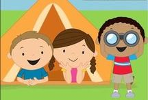 Camping theme / Learning about camping and the great outdoors