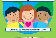 Earth day and conservation / Ecological learning for kiddos