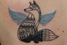 tattoos / ulubione tatuaże