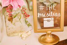 weddings / diy
