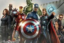 Marvel • DC Comics