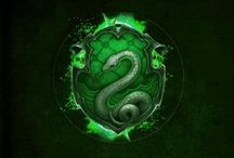 SLYTHERIN PRIDE, BITHCES! / We are Slytherin, We are perfect, badass and we are... ...AWESOME!