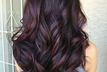 Hair tutorials / Inspirations coiffures / couleurs et tutoriels