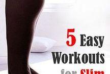 Leg Exercises / Exercises pour les jambes