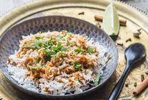 Asian food / Plats préférés asiatiques
