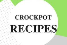 Crockpot Recipes - Clean Eating / Put your Crockpot to work and come home to a ready-made, delish and healthy meal the whole family will love! Here you'll find healthy, clean eating meals.