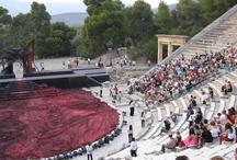 Epidavros / Archaia Epidavros, Argolida, Peloponnesos, Greece