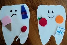 hygiène corporelle, dentaire et alimentaire / by oumsakina