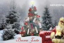 Festività / Santambrogio Salotti augura a tutti voi Buone Feste