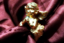 Angel Ring by skulljewels / Anelli Angelo Custode - Guardian Angel Ring - silver 925 or gold 18 kt